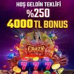 Anadolu Casino 4000 TL hoşgeldin bonusu